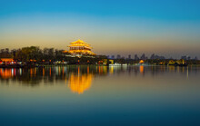 Tang Dynasty Architecture At N...