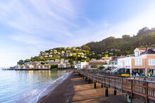 Sausalito Resort Town For San Francisco People