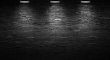 The Black Wall Surface Uses A ...
