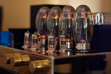 Tube Vacuum Amplifier HiFi