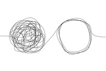 Psychotherapy Tangle Conceptlo...
