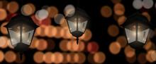 Hanging Decorative Lantern Bac...