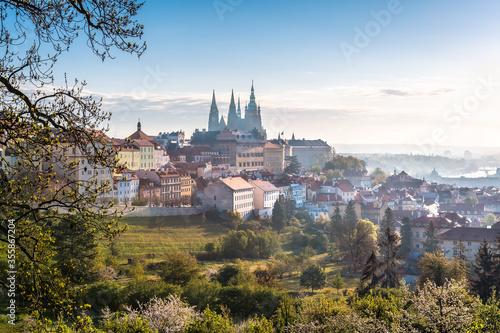 Prague Castle, St Fotobehang