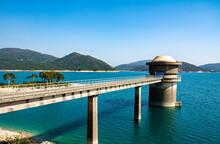 High Island Reservoir In Sai K...