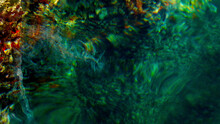 Abstract Underwater Background With Decay