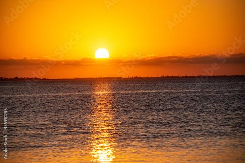 A South Padre Island Sunset