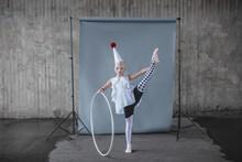 Circus Gymnast Girl