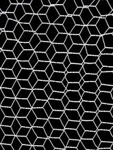 Fondo Abstracto Con Geometría...