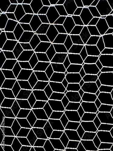 Photo Fondo abstracto con geometría blanco y negro