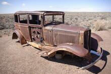 New Mexico Desert Relic