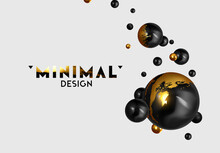 Abstract Background With 3d Sp...