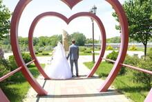 Wedding Photos Bride And Groom...