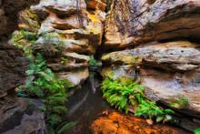 BM Walls Walk Cave Water Bridge