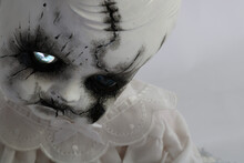 Creepy Old Doll. Intentionally...