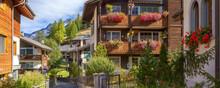 Zermatt, Switzerland, Swiss Al...