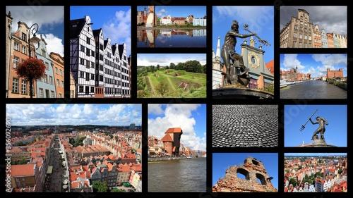 Obraz Gdansk, Poland - fototapety do salonu