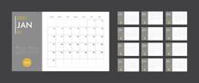 Calendar 2021 Template Planner...
