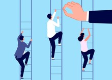 Career Ladder. Help Business M...