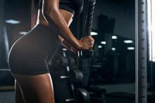 Female Bodybuilder Training Tr...