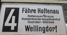 Fähre Holtenau