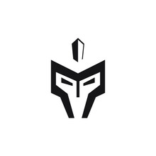 Spartan Logo Icon Design