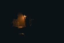 Camino En La Oscuridad