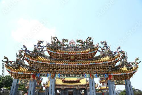 Fotografía 五千頭の龍が昇る聖天宮