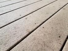 Brown Composite Deck Wood