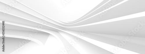Fototapeta Modern Technology Wallpaper. Circular Graphic Design obraz