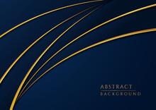 Abstract Modern Luxury Backgro...
