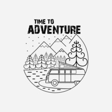 Time To Adventure With VW Camp...