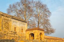 An Old Fort In Srinagar City W...