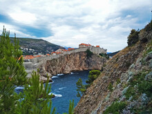 Scenic View On The Old City Ce...