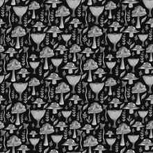 Seamless Pattern With Hand Pai...