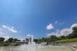 ぐんまフラワーパーク 噴水