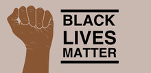 Words Black Lives Matter Again...