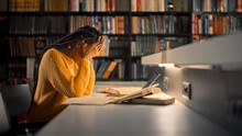 University Library: Exhausted ...
