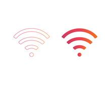 Wifi Symbol. Wireless Icon In ...