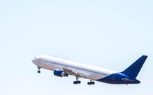 Cargo Aircraft Takeoff