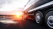 Gasoline Tanker, Oil Trailer, ...