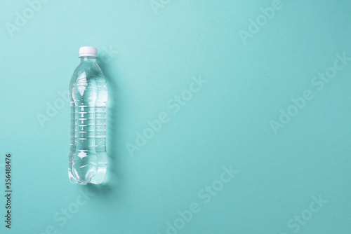 Fotografie, Obraz Pure water in bottle for healthy lifestyle