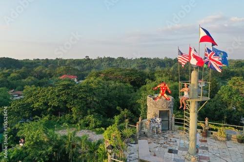 Fotografie, Obraz Tower viewpoint San Juan Philippines