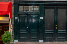The Anne Frank House And Museu...