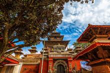 Dourbar Square, Kathmandu, Nepal