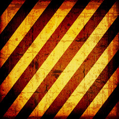 Warning Background Texture