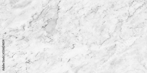 Obraz White marble background or texture and copy space - fototapety do salonu