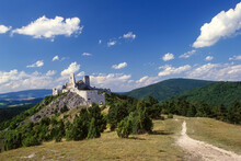 Castle Cachtice Slovakia Seat ...