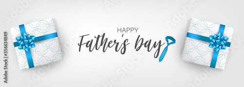Fotografia Father's day banner