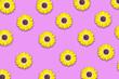 canvas print picture - fiori gialli primavera profumo