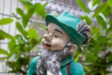 Statue Of A Dwarf